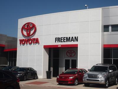 Freeman Toyota Image 1