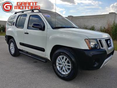 2014 Nissan Xterra S for sale VIN: 5N1AN0NU4EN803241