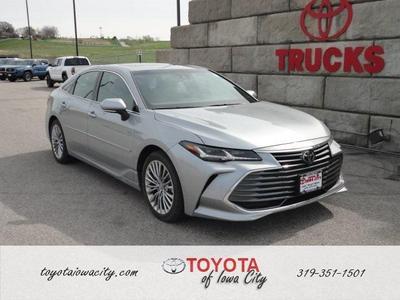 2019 Toyota Avalon Limited for sale VIN: 4T1BZ1FBXKU018378