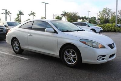 2008 Toyota Camry Solara SE for sale VIN: 4T1CE30P18U761715