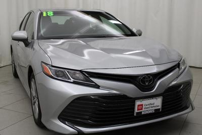Toyota Of Annapolis >> Used 2018 Toyota Camry Sedan In Annapolis Md Auto Com 4t1b11hk9ju635547