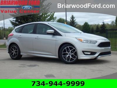 2016 Ford Focus SE for sale VIN: 1FADP3K24GL239594