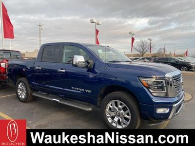 Nissan Titan 2020 for Sale in Waukesha, WI