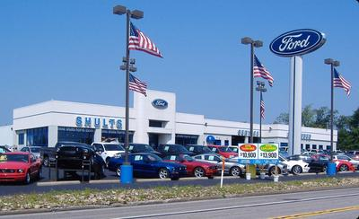 Shults Ford Lincoln of Wexford Image 2