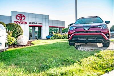 Toyota Grand Rapids >> Toyota Of Grand Rapids In Grand Rapids Including Address