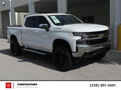 Chevrolet Silverado 1500 2019 for Sale in Naples, FL