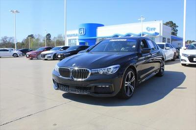 2016 BMW 740 i for sale VIN: WBA7E2C51GG548395