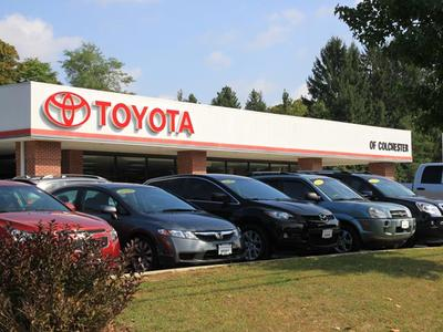Toyota of Colchester Image 8