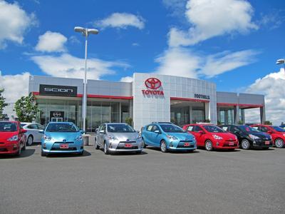 Foothills Toyota Image 1