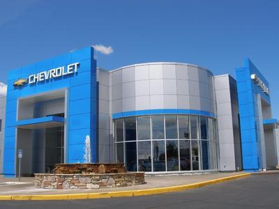 Cornerstone Chevrolet Image 1