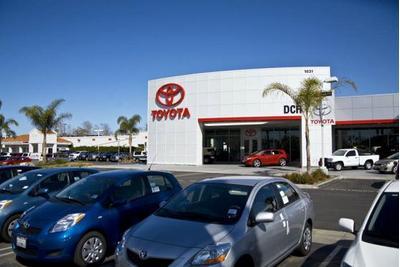 DCH Toyota of Oxnard Image 4