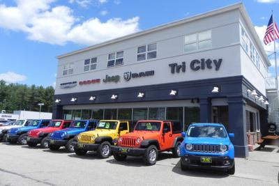 Tri-City Chrysler Dodge Jeep Ram Image 5