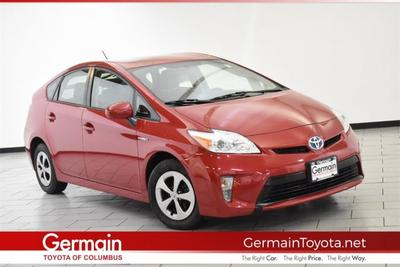 2014 Toyota Prius Three for sale VIN: JTDKN3DU4E0378645