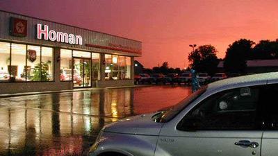 Homan Chevrolet Image 1