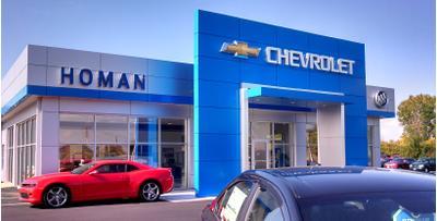 Homan Chevrolet Image 2