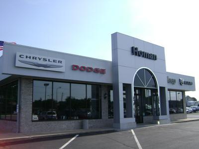 Homan Chevrolet Image 3