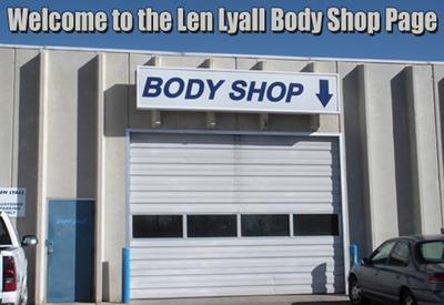 Len Lyall Chevrolet Image 9
