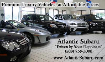Atlantic Subaru Image 3