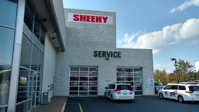 Sheehy Toyota of Stafford Image 1