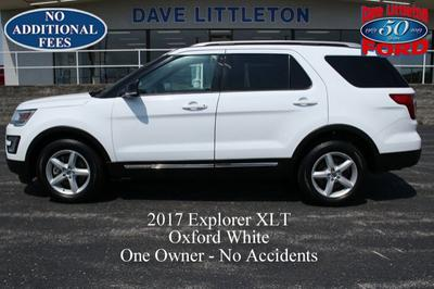 2017 Ford Explorer XLT for sale VIN: 1FM5K8D80HGC80368
