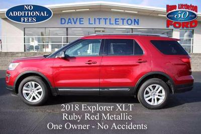 Ford Explorer 2018 for Sale in Smithville, MO
