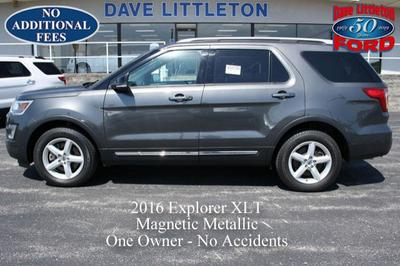 2016 Ford Explorer XLT for sale VIN: 1FM5K8DH5GGC84544