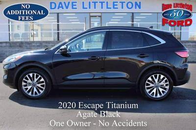 Ford Escape 2020 a la venta en Smithville, MO