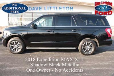 2018 Ford Expedition XLT for sale VIN: 1FMJK1JT8JEA25936