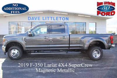 Dave Littleton Ford >> New 2019 Ford F 350 Lariat Crew Cab Pickup In Smithville Mo Near 64089 1ft8w3dt7keg41840 Pickuptrucks Com