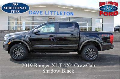 Dave Littleton Ford >> New 2019 Ford Ranger Xlt Crew Cab Pickup In Smithville Mo Near 64089 1fter4fh6kla94273 Pickuptrucks Com