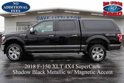 2018 Ford F-150 XLT for sale VIN: 1FTEW1EGXJFA15877