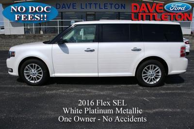 2016 Ford Flex SEL for sale VIN: 2FMHK6C89GBA07034