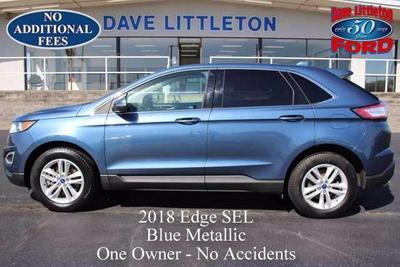 Ford Edge 2018 a la venta en Smithville, MO