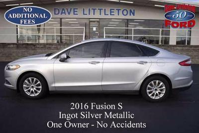 Ford Fusion 2016 a la venta en Smithville, MO