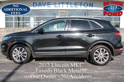 2015 Lincoln MKC  for sale VIN: 5LMCJ2A94FUJ29159