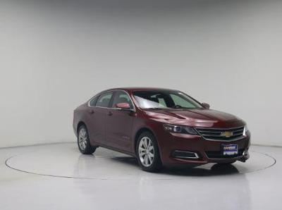 2016 Chevrolet Impala LT for sale VIN: 2G1115S35G9185807