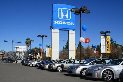 Keyes Woodland Hills Honda Image 3