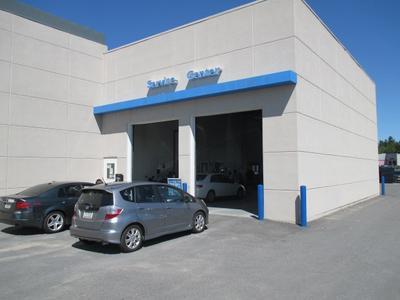 DELLA Honda of Plattsburgh Image 2