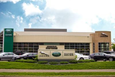 Jaguar Land Rover Minneapolis Image 6