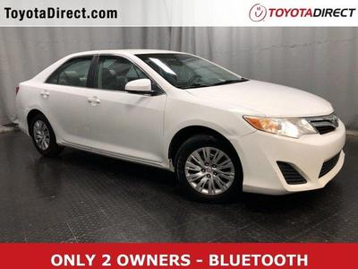 2012 Toyota Camry LE for sale VIN: 4T4BF1FK8CR201164