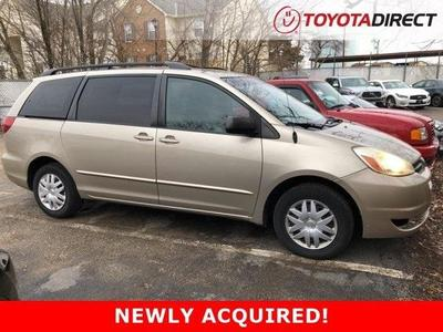 2005 Toyota Sienna LE for sale VIN: 5TDZA23C15S377804