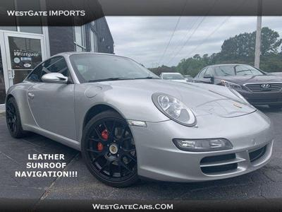 2007 Porsche 911 Carrera S for sale VIN: WP0AB29917S733054