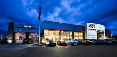 Larry H. Miller Downtown Toyota Spokane Image 4