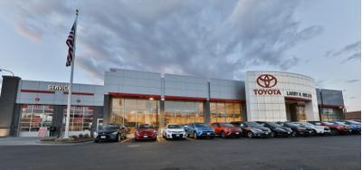 Larry H. Miller Downtown Toyota Spokane Image 9