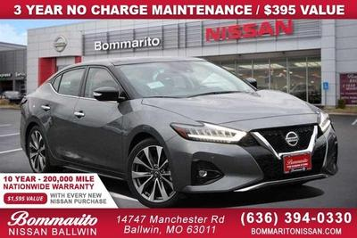 Nissan Maxima 2021 for Sale in Ballwin, MO