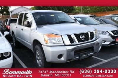 Nissan Titan 2012 for Sale in Ballwin, MO