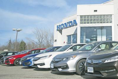 Key Honda of Rutland Image 1