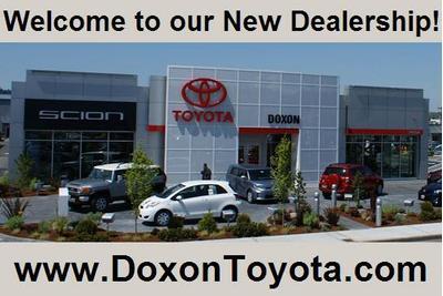 Doxon Toyota of Auburn Image 1