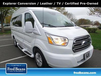 2017 Ford Transit-150  for sale VIN: 1FTYE1ZG8HKA99497