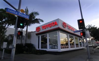 Toyota Santa Monica Image 1
